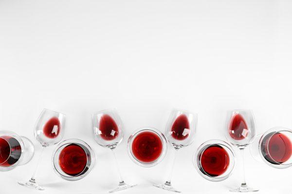 Vin rouge du mois
